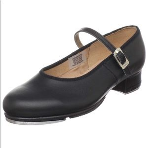 Bloch Tap Dance Shoes Black Tap On Buckle
